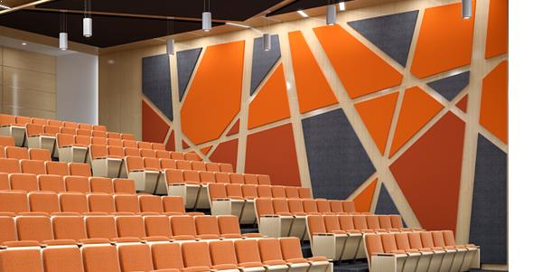 Top surface is largest stockist of wall acoustics in Dubai