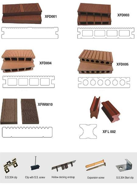 Decking solution provided by Top Surface