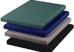 heavy fabrics panels suplied by Top Surface Building Materials Trading LLC