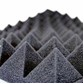 pyramid foam panel supplied by Top Surface Building Materials Trading LLC