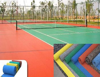 Sport Courts Surface