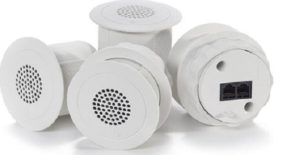 sound masking speakers by Top Surface Building Materials Trading LLC