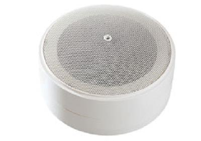 sound masking speakers supplied by Top Surface Building Materials Trading LLC