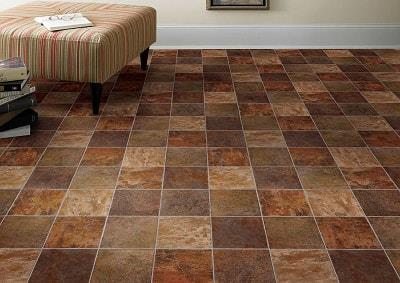 vinyl flooring by Top Surface Building Materials Trading LLC